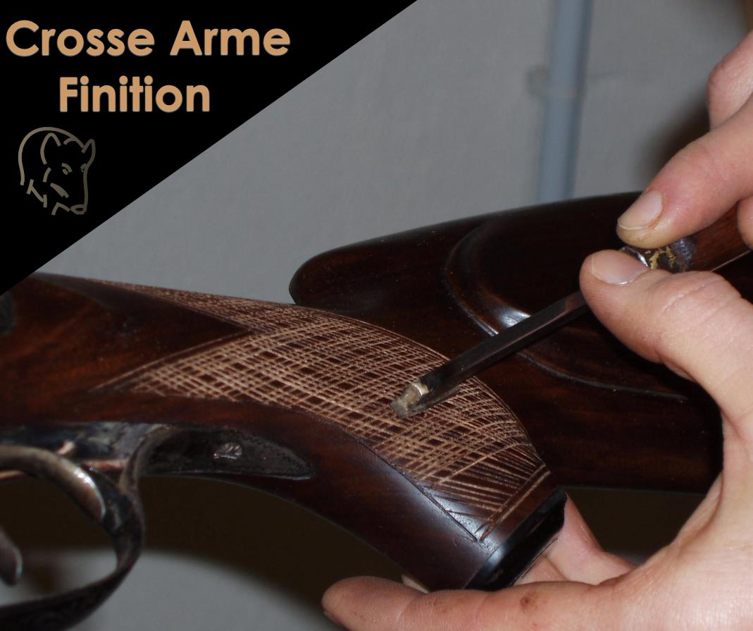 Renovation reparation d 39 armes a feu chasse tir - Fabrication glue pour chasse ...
